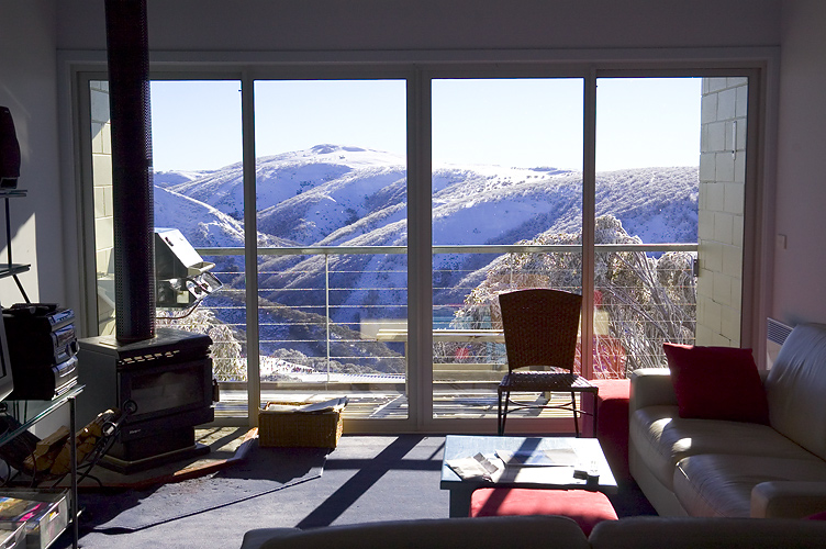 good morning mt hotham